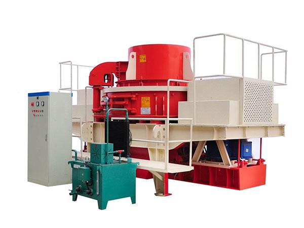 制砂机设备类型以及厂家