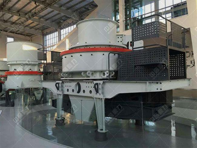 选择制砂机生产厂家的方法