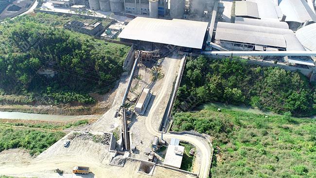 环保机制砂生产线