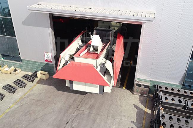 小型移动式破碎机厂家谈设备的优势